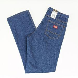 Dickies Mens 36 Jeans Industrial Regular Fit IRR